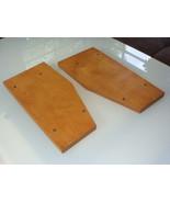 NEW CUSTOM Stained Wood Side Panels Reel Studer Technics Otari - $68.31