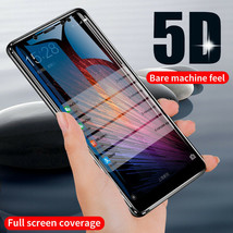 5D Screen Protector Tempered Glass Xiaomi Redmi Note 5 5A 4X 6A Protective Plus - $10.46+
