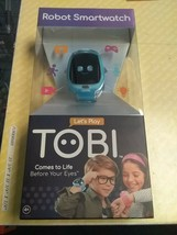 Little Tikes Tobi Robot Smartwatch for Kids Cameras Video Games Activiti... - $45.00