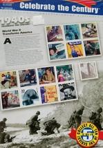 Celebrating the Century 1940s - $8.50