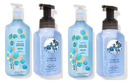 Bath & Body Works Endless Weekend Gentle Foaming & Gel Soap - Set of 4 - $31.50