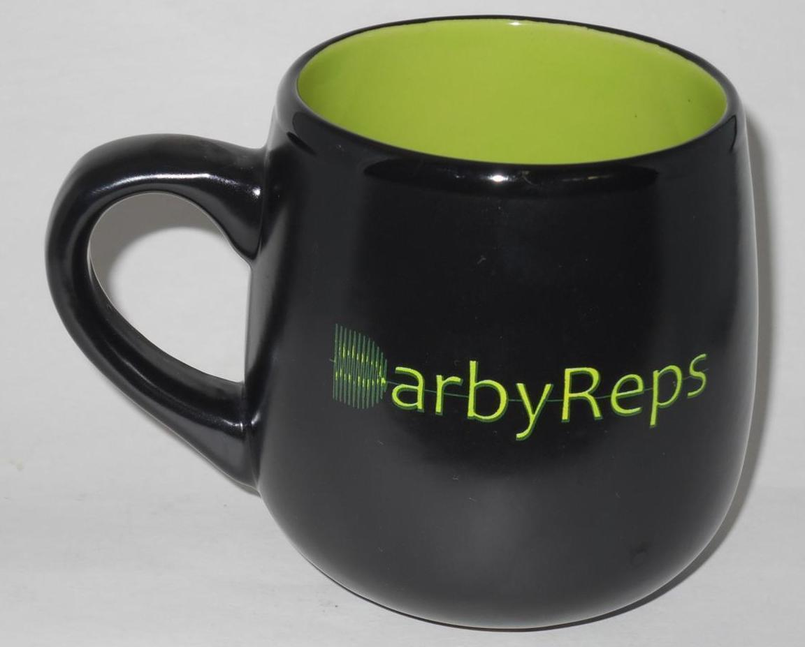 Arby's ~ Arby Reps ~ Coffee Cup Mug ~ Advertising