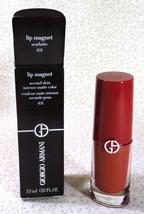 Giorgio Armani Lip Magnet Intense Matte Color - #401 Scarlatto - New in Box - $19.99