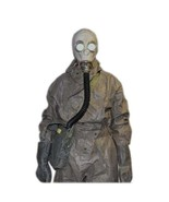 Soviet chemical costume + gas mask - chemical protection -  halloween  - $115.00