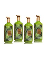 4 Bath & Body Works Jumping in Leaves Exfoliating Hand Soap Cranberry Oak - $32.50