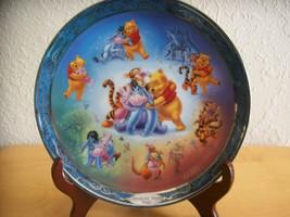 "Disney Winnie the Pooh ""Hundred Acre Hugs"" Bradford Exchange Collector's P - $28.00"