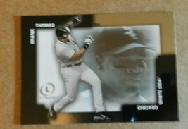 2004 FLEER LEGACY FRANK THOMAS WHITE SOX #11 - $0.99