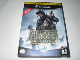 Medal of Honor: Frontline [Player's Choice] (Nintendo GameCube, 2004) Co... - $9.49