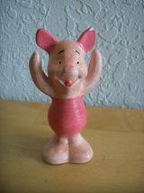 Disney Winnie the Pooh Piglet Ceramic Figurine  image 1