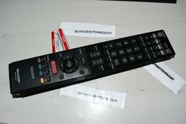 Sharp GB118WJSA LED TV Remote for LC-60C6600U LC-70C6600U LC-80UQ17U ORI... - $16.73