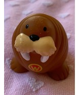 """WALRUS """"W"""" Fisher Price Little People Alphabet ZOO Replacement Marine An... - $14.85"""