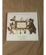 Everybody's Welcome Children's Book By Patricia Hegarty - $10.44