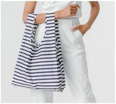 BAGGU Standard Reusable Shopping Bag Eco-friendly Foldable - 3 Colors image 3