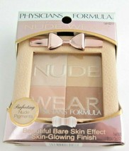 Physicians Formula Nude Wear Glowing Nude Powder Or Glow  *Choose your s... - $13.69