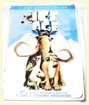 Ice Age DVD, 2002, 2-Disc Set, Includes Full Frame and Widescreen Free S... - $9.09