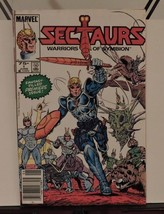 Sectaurs #1 (Jun 1985, Marvel) - $7.48