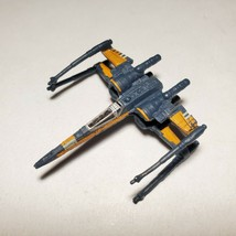 HABSRO Star Wars Micro Machines POE DAMERON'S X-WING wings CLOSED Force ... - $7.46