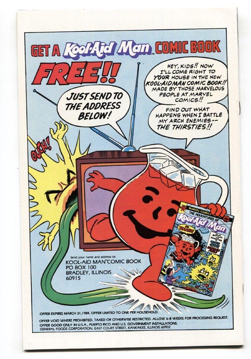 The New Mutants #5 comic book  1983- Marvel High Grade