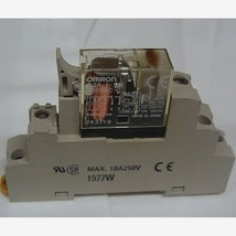 Omron G2R-1-SN Relay With Base P2RF-05-E - $8.31