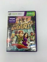Kinect Adventures (Microsoft Xbox 360, 2010) Video Game [Kinect Required] - $9.46