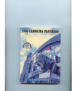 1996 Carolina Panthers Media Guide NFL Ericsson Stadium - $19.79