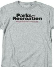 Parks and Recreation T-shirt political sitcom TV series graphic tee NBC199 image 3