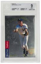 Derek Jeter Yankees 1993 Upper Deck SP Foil #279 Rookie Card BGS MINT 9 - $3,200.99