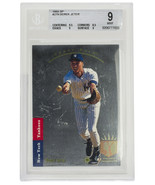 Derek Jeter Yankees 1993 Upper Deck SP Foil #279 Rookie Card BGS MINT 9 - $3,200.99