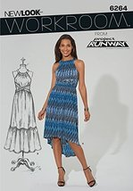 Simplicity Creative Patterns New Look 6264 Misses' Dress in Two Lengths, A (4-6- - $11.27