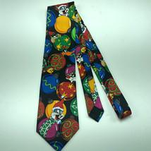 LOONEY TUNES NECKTIE Bugs Bunny tie tasmanian devil taz tweety daffy Chr... - $17.33