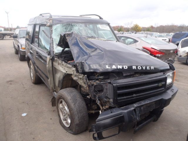 99 LAND ROVER DISCOVERY II SHIFT ASSEMBLY