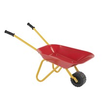 Little Workers Wheelbarrow by PlaSmart - Ride On Toy, Age 3 yrs and up, ... - $40.80