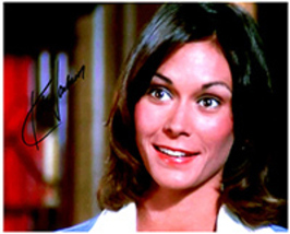 KATE JACKSON  Authentic  Original  SIGNED AUTOGRAPHED PHOTO w/ COA 5585 - $45.00