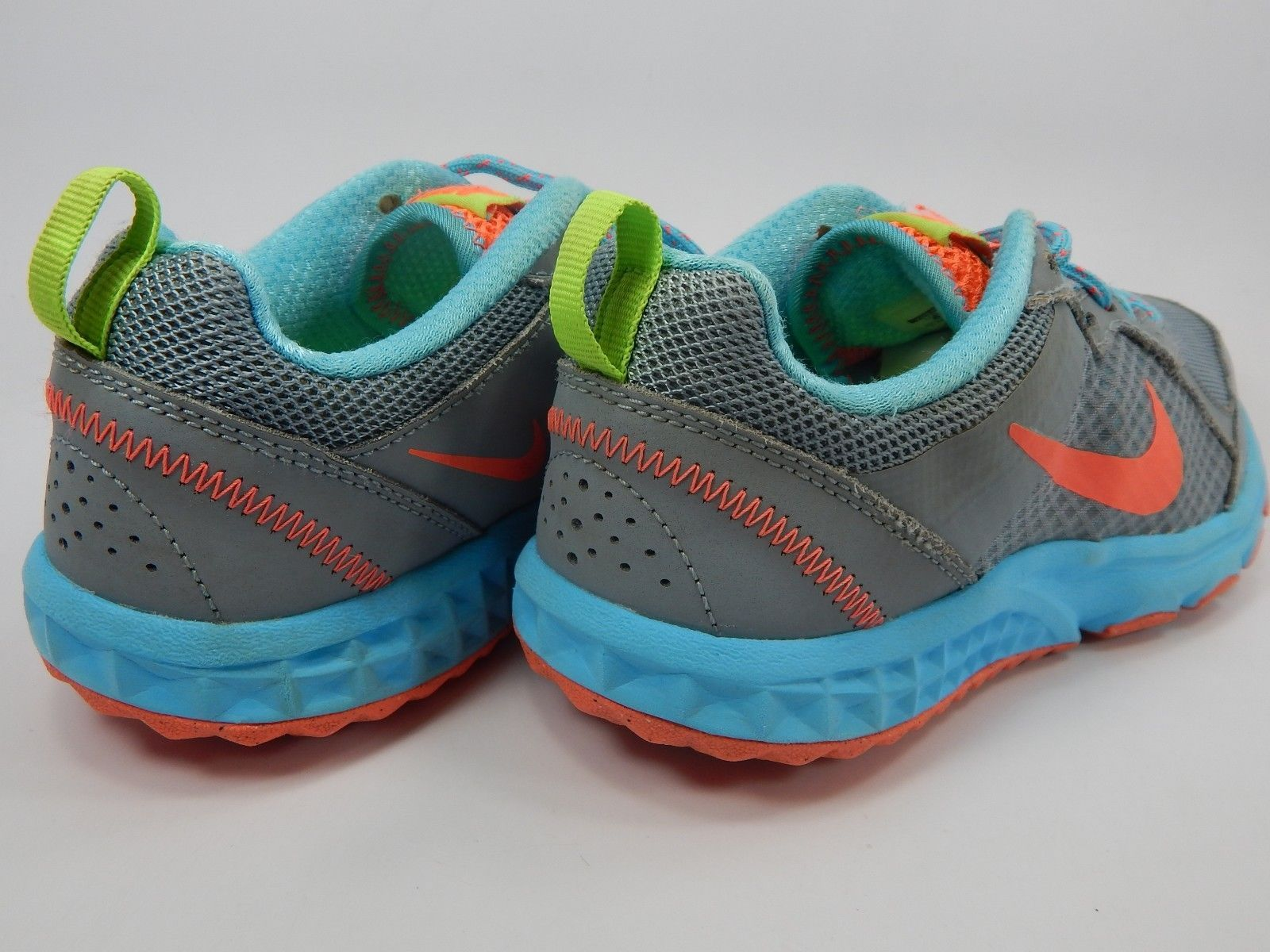 wholesale dealer 6d407 337f2 Nike Wild Trail Size 6 M (B) EU 36.5 Women s Trail Running Shoes Gray