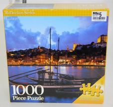 Reflections Series ~ Good Night ~ 1000 Piece Puzzle~ Sealed ~ Sail Boat - $21.95
