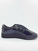 Adidas Originals Sambarose Black Patent Leather Sneakers CG6618 Women's ... - $84.11