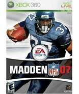Impazzire NFL 07 - Xbox 360 - $31.23