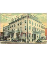 Hotel Jefferson Watkins Glen New York 1915 Post... - $6.00