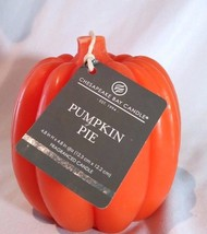 Candle Chesapeake Bay Pumpkin Pie Scented NWT - $9.85