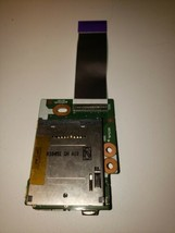 HP ProBook 6555b USB Card Reader Board with Cable 6035b0062301 - $9.80