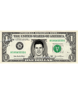 SIDNEY CROSBY Pittsburgh Penguins on a REAL Dollar Bill Cash Money Colle... - $8.88