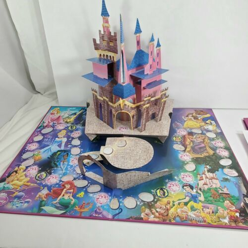 Primary image for Disney Princess Pop-Up Magic Castle Game  REPLACEMENT GAME PIECE BOARD