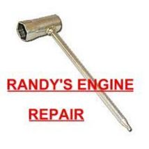 19mm T-27 torx end Bar Wrench fits HUSQVARNA - $11.99