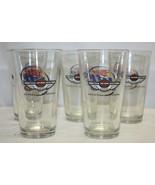 Set of 5 Harley-Davidson 100 Miller Lite Glasses  - $29.69