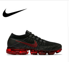 Nike Air VaporMax Be True Flyknit Breathable Men's Running Shoes Sport U... - $111.71