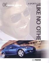 2006 Mazda RX-8 sales brochure catalog 06 US Shinka - $12.00