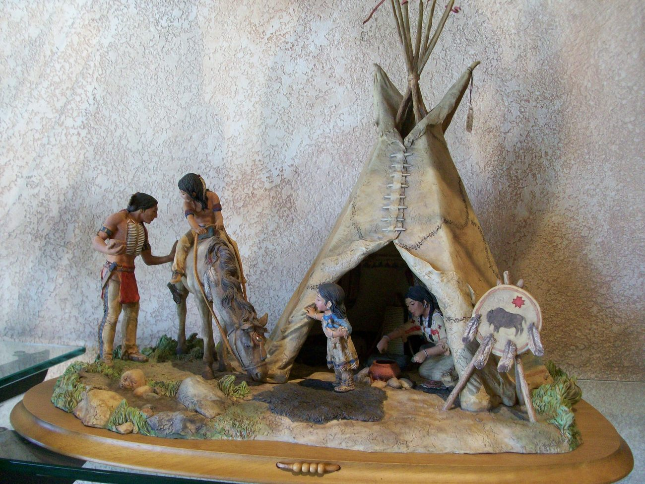 A Place of Honor, Native American Heritage, Willitts, Retired, Rare, New