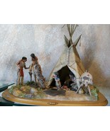 A Place of Honor, Native American Heritage, Willitts, Retired, Rare, New - $450.00