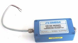OMEGA OS100 SERIES INDUSTRIAL INFRARED TEMPERATURE TRANSMITTER