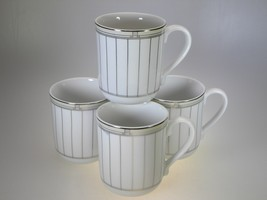 Royal Worcester Mondrian Mugs Set of 8 - $42.52
